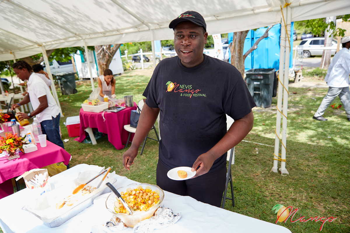 Chef Wilroy Webbe