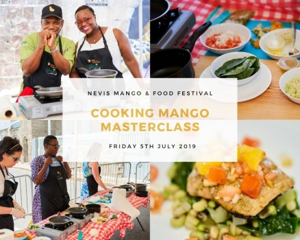 Cooking Mango Masterclass